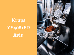 Où trouver la machine à café Krups YY4081FD ?